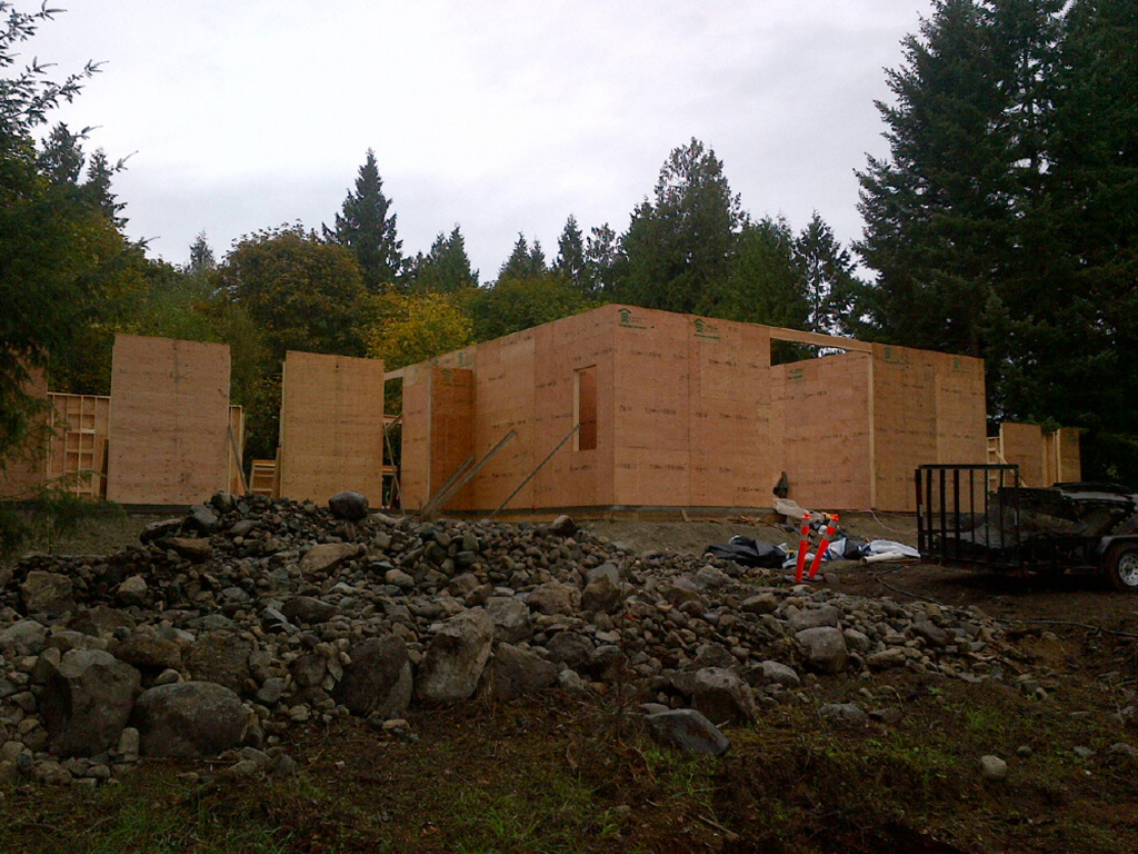 Pre Fab Walls Suppliers Vancouver Island
