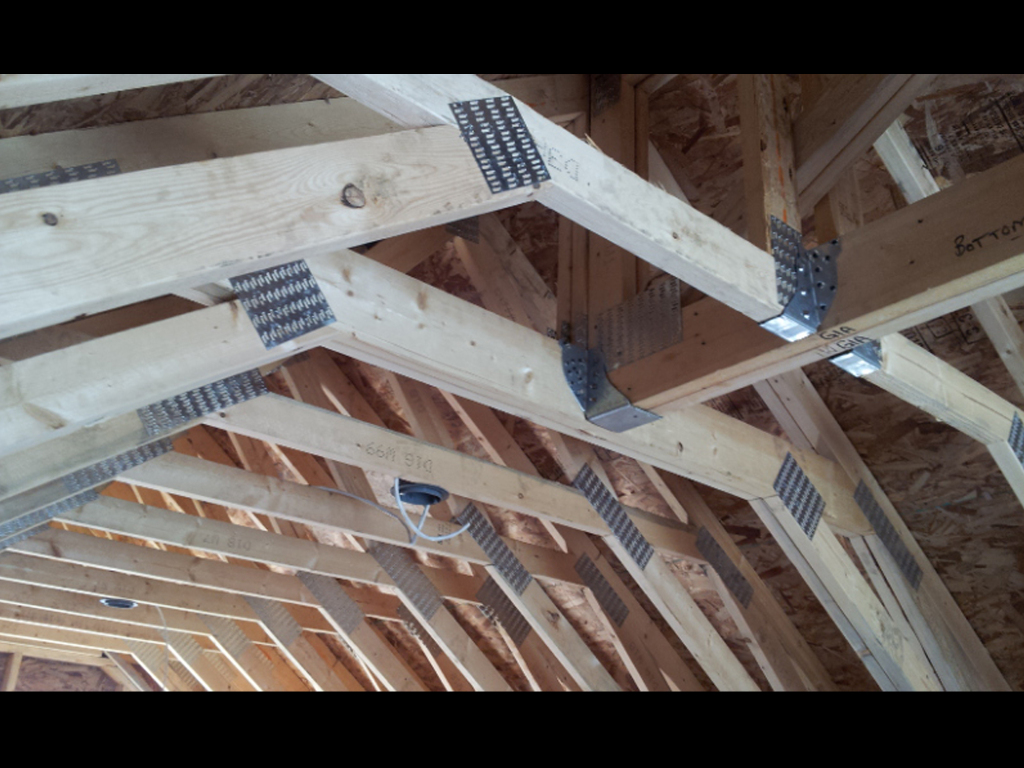 Roof Truss Suppliers Duncan BC