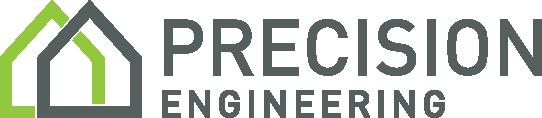 precision engineering logo